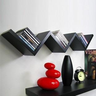 adorno estante repisa biblioteca muebles porta dvd cd ps3 w