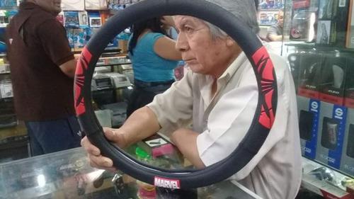 adorno hombre araña para antena de auto