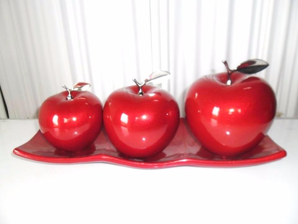 Adornos De Manzanas Decorativos en Mercado Libre Perú