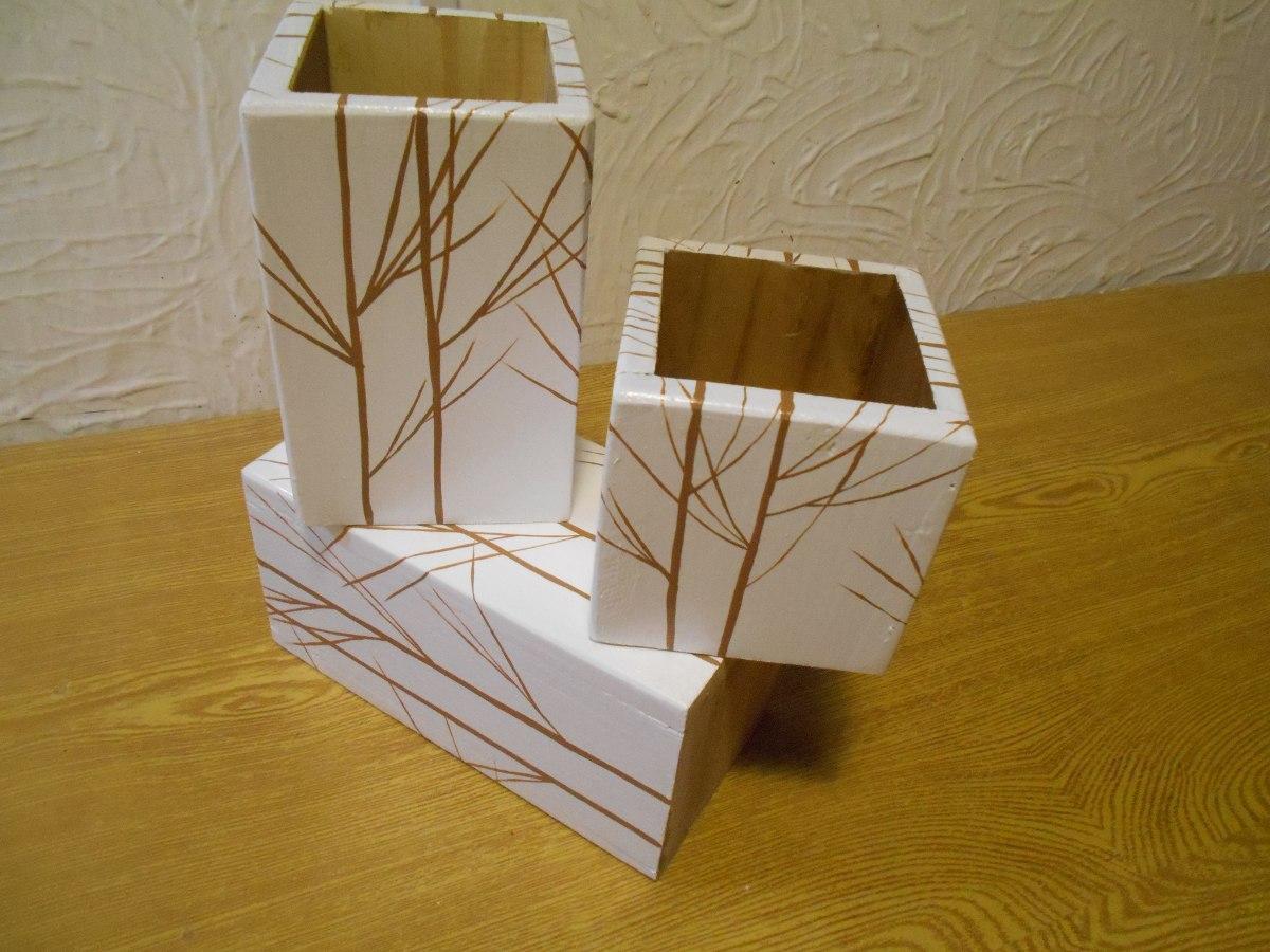 Adorno minimalista moderno madera 900 00 en mercado libre - Escaleras de madera adorno ...