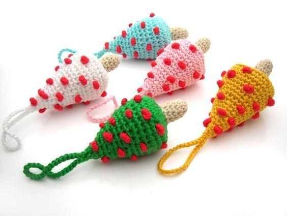 Pin de Karen Bumbolo en Christmas Crochet | Amigurumi navideño ... | 425x564