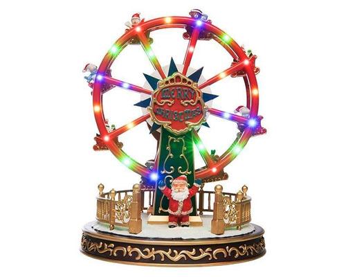 adorno navideño starhaus rueda pm-4813613