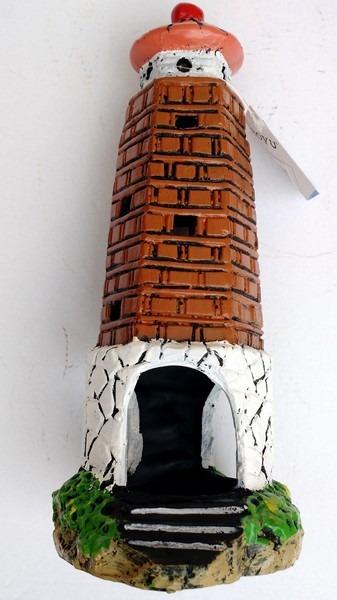 adorno para acuario diseo torre marca boyu