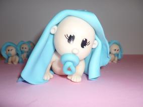 Adornos Para Baby Shower De Varon.Adorno Para Tortas O Souvenirs Baby Shower Nacimento