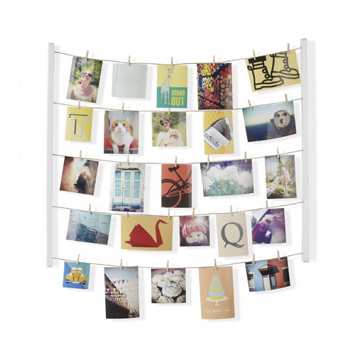 adorno porta foto morph display hangit blanco