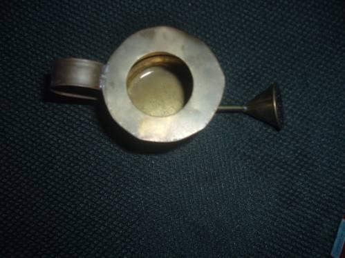 adorno regadera cobre en la plata fraganplat tolosa