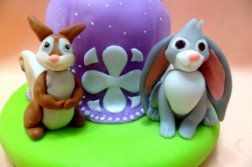 adorno torta princesa sofia