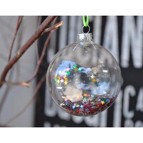 b931771ffeb46 Bolas De Navidad Transparentes - Hogar