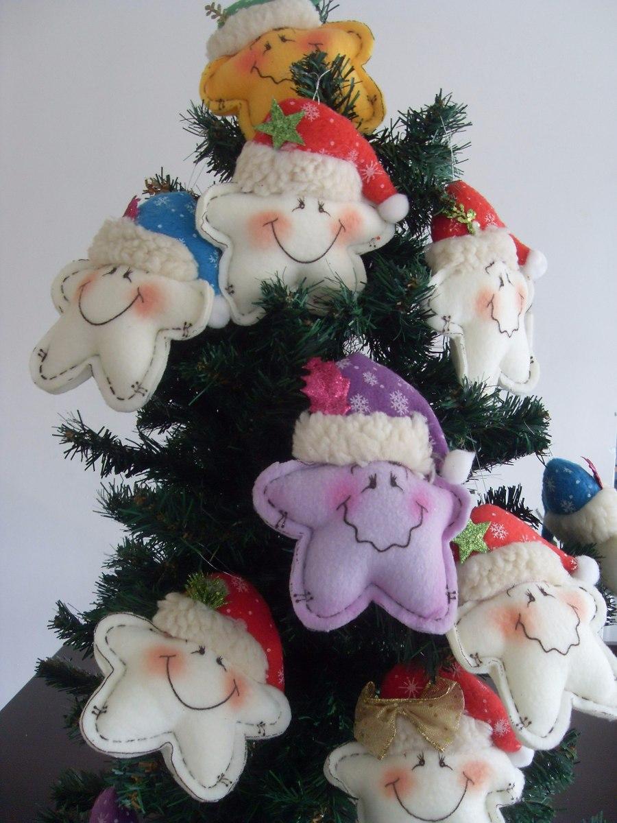 Adornos arbolito de navidad bs 0 15 en mercado libre - Arbol de navidad tela ...
