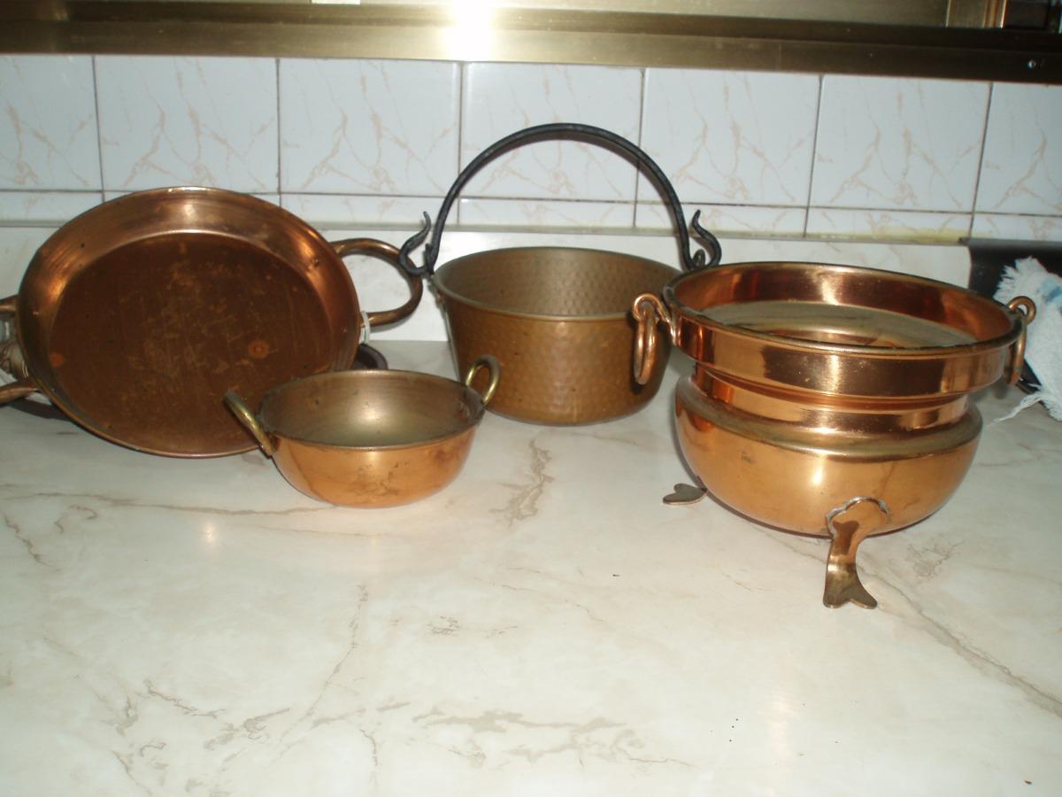 Adornos De Cocina En Cobre 8 Piezas Decorativas Precio X C.u - Bs ...