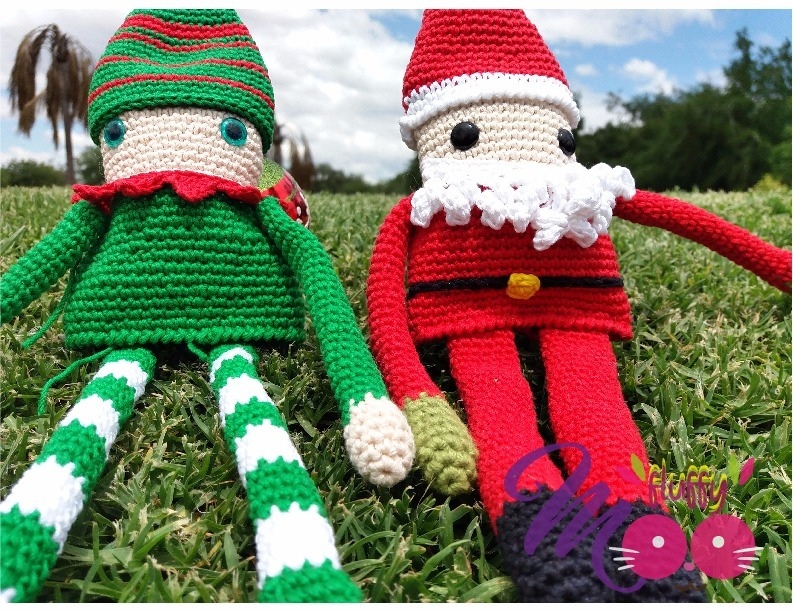 Precio adornos navidenos tejidos a crochet regalos for Adornos navidenos tejidos a crochet 2016