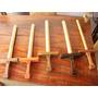Espadas Madera Artesanal Decoracion & Juguete