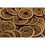 Combo 10 Monedas Feng Shui Para La Prosperidad Y Abundancia