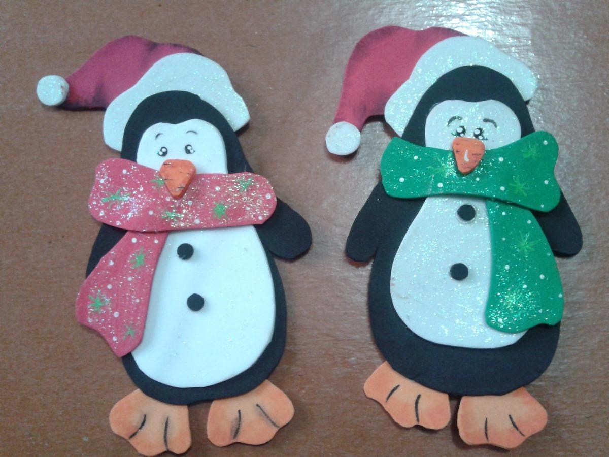 adornos navidad en foami para nevera bs 0 01 en mercado