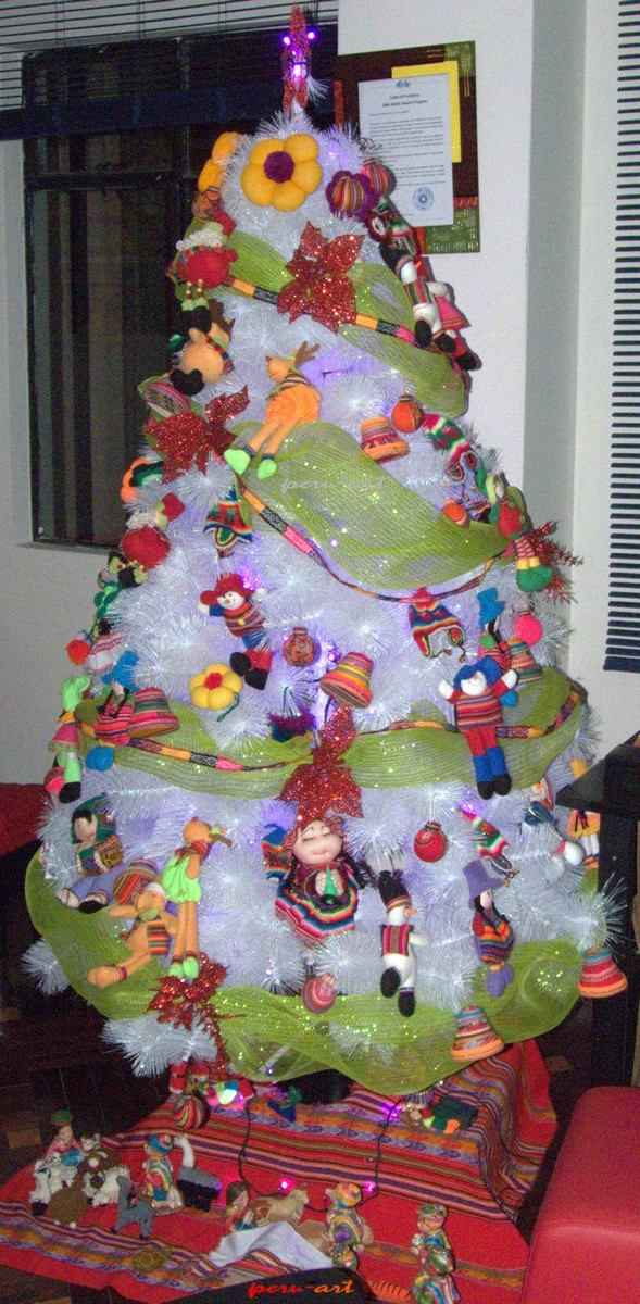 adornos navidad para arbol cholitas artesania regalos cargando zoom with adornos de navidad con pias