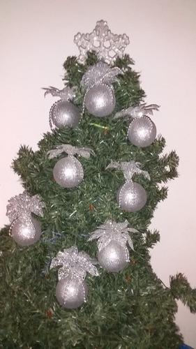adornos navideños bambalinas