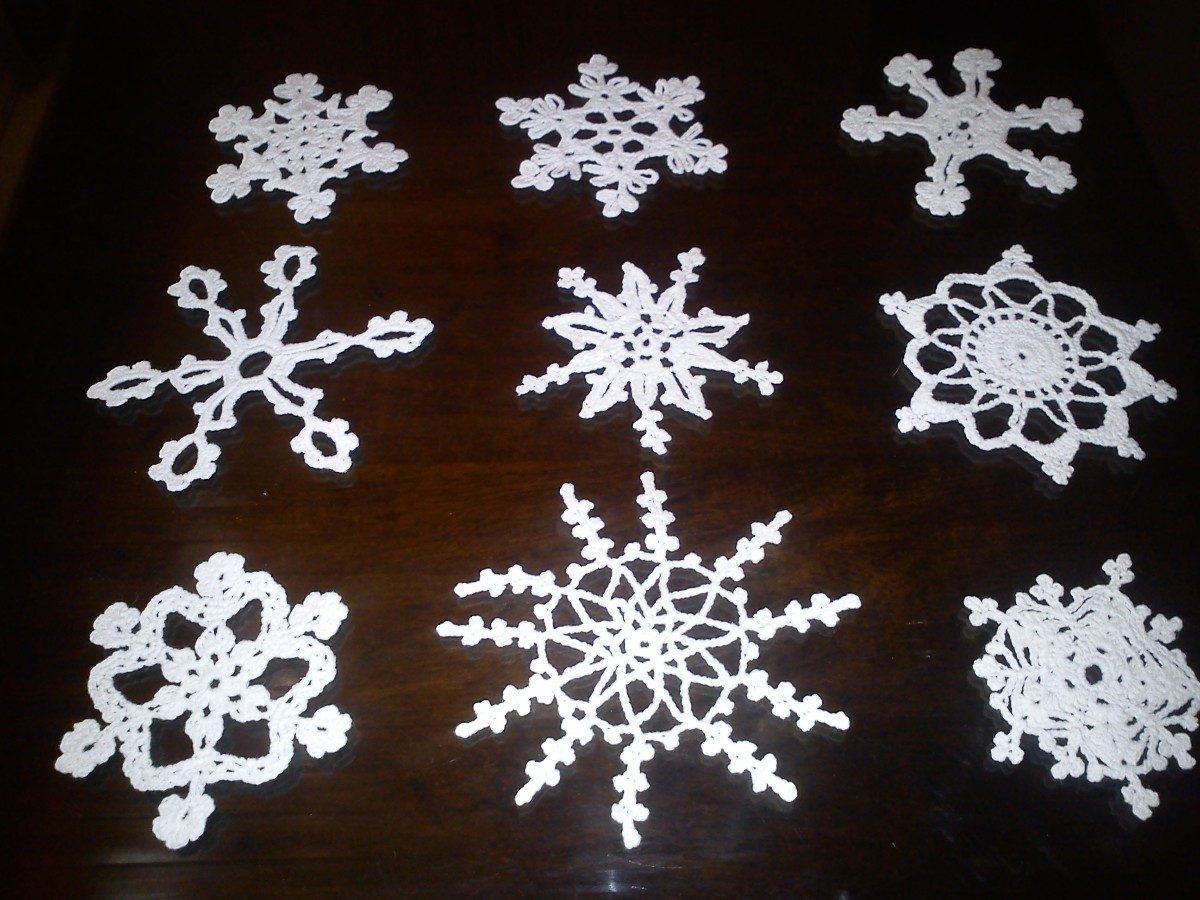 adornos navideos crochet artesanal cargando zoom