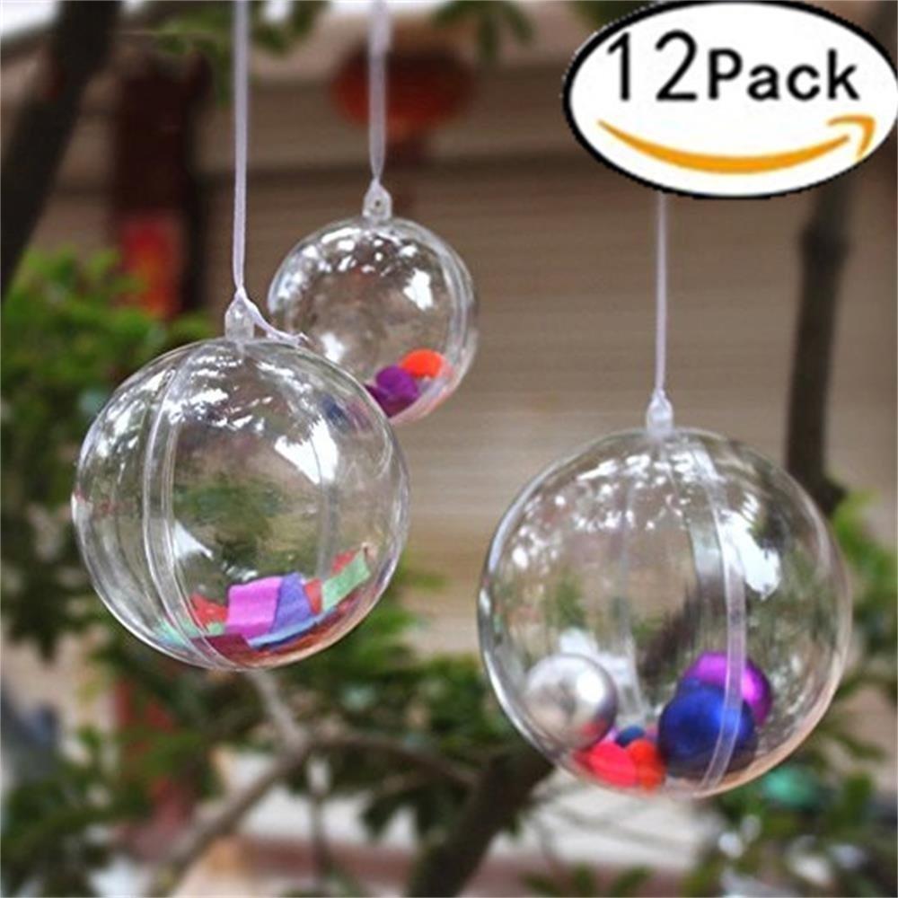 Adornos navide os para bolas de navidad adornos de rbol en mercado libre - Bolas navidad transparentes ...