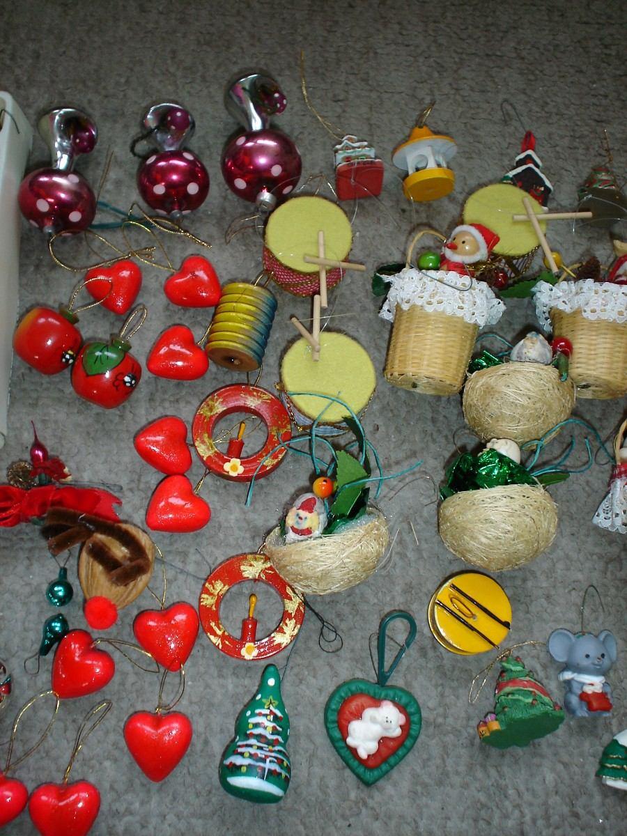 adornos para rbol de navidad