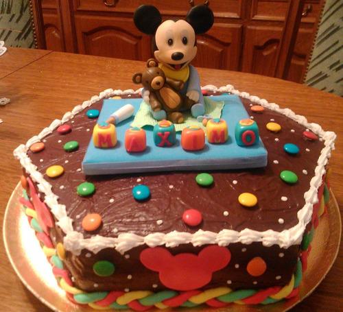 adornos para tortas infantiles