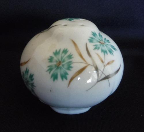 adornos porcelana - jarroncito - pastillero - salero