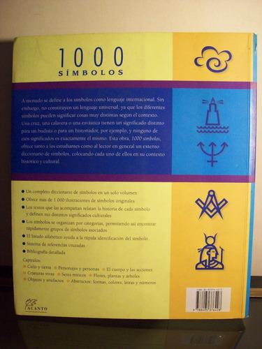 adp 1000 simbolos rowena y rupert shepherd / ed acanto 2003