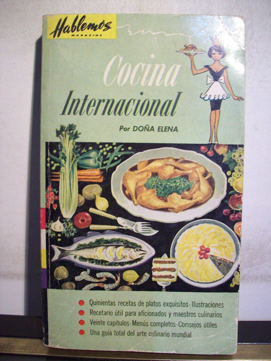 Cocina Internacional | Adp Cocina Internacional Dona Elena Ed Press Service 1963