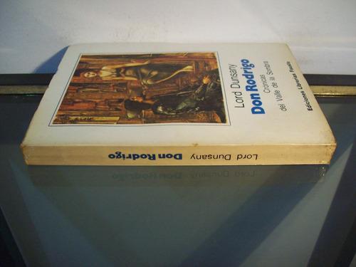 adp don rodrigo lord dunsany / ed. librerias fausto 1977