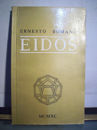 adp eidos ernesto romano / 1990 bs. as.