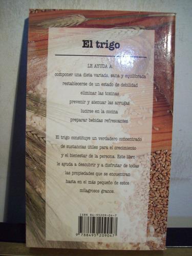 adp el trigo valpiana / ed. oceano 1999 barcelona