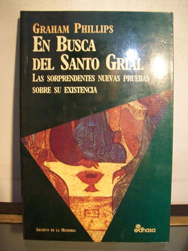 adp en busca del santo grial graham phillips / edhasa 1996