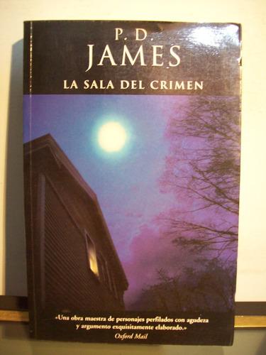 adp la sala del crimen james / ediciones b 2005 bs. as.