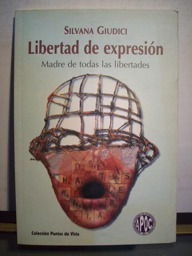 adp libertad de expresion silvana giudici
