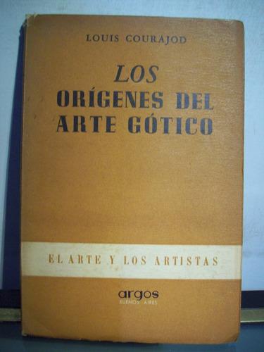 adp los origenes del arte gotico louis courajod / ed argos