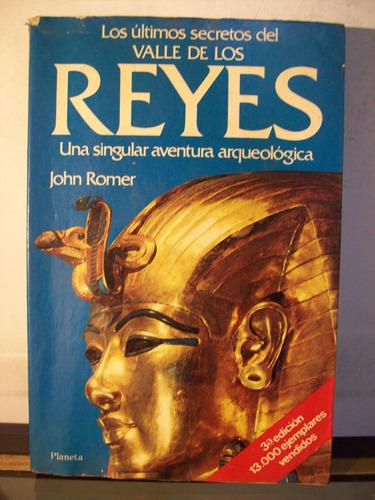 adp los ultimos secretos del valle de los reyes john romer
