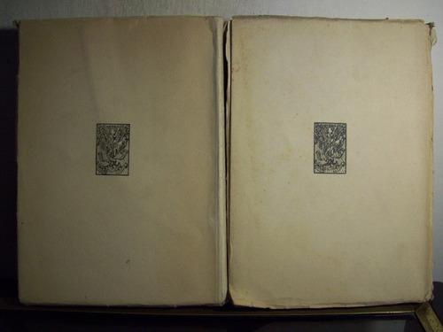adp obras de anastasio pantaleon de ribera ( 2 tomos ) 1944