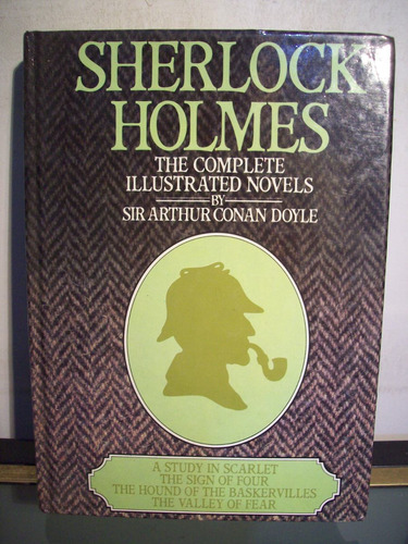 adp sherlock holmes conan doyle / ed chancellor 1993