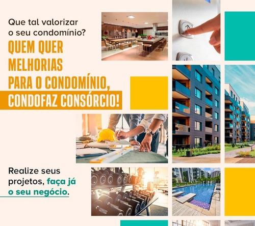 adquira credito para condomonio residencial e comercial
