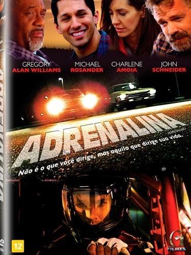 adrenalina dvd  gospel   graça filmes  lançamento