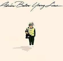 adrian belew - young lions cd
