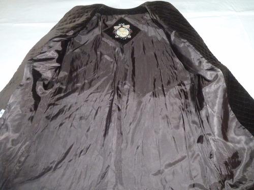 adriana consatantini saco blazer chaqueta terciopelo