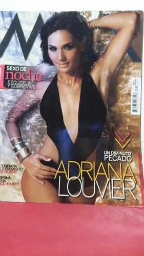adriana louvier revista max mayo 2007