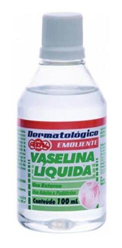 adv vaselina líquida 100ml