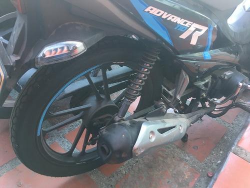 advance 110 moto victory