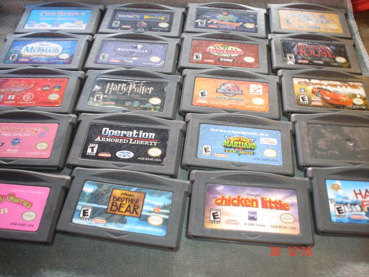 how to play gameboy games on gameboy advance sp