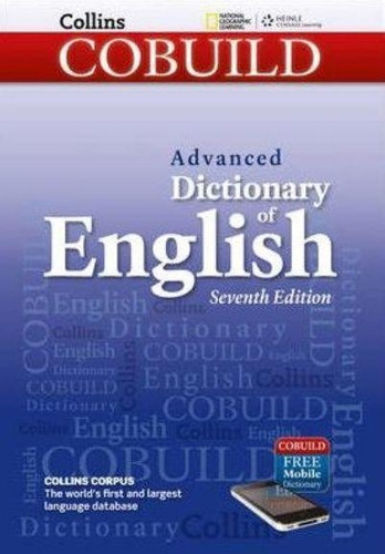 advanced dictionary english 7ª ed - collins - rincon 9