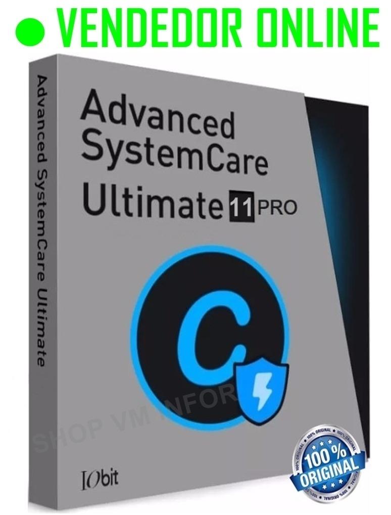 serial advanced systemcare 11 pro