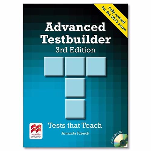 advanced testbuilder 3/ed. without answers + cds macmillan