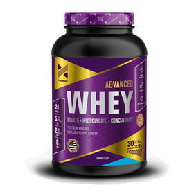 Advanced Whey Proteina Xtrenght 2lbs - Isolate Blend Aislado