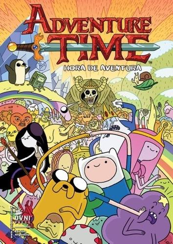 adventure time (1) - ryan north
